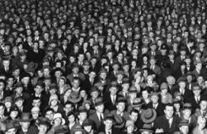 Crowd of Eyes - Leadership Example