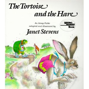 Tortoise and the Hare Book