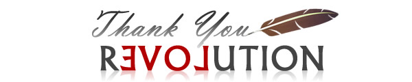 The Thank You Revolution by Matt McWillliams