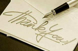 Jon Stolpe's Thank You Thursday Story