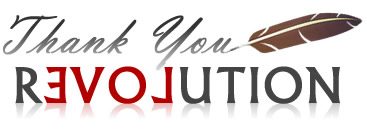 Thank You Revolution Header