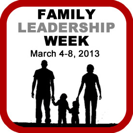 Family Leadership Week Matt McWilliams