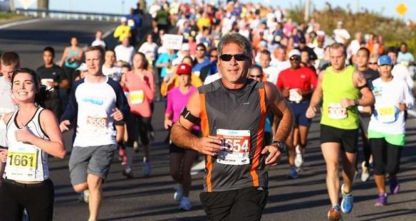 Half-Marathon Running