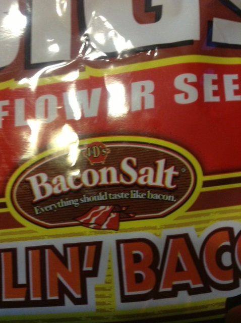 BaconSalt Sunflower Seeds- Everything Should Taste Like Bacon