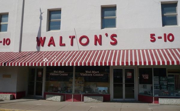 Original Walmart Sam Walton