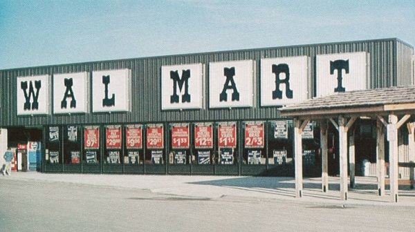 sam walton and walmart Walton was surrounded by family members when she died of natural causes, the   led, said rob walton, eldest son of sam and helen walton and chairman of.