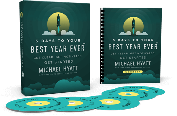Review and Bonuses for 5 Days to Your Best Year Ever by Michael Hyatt
