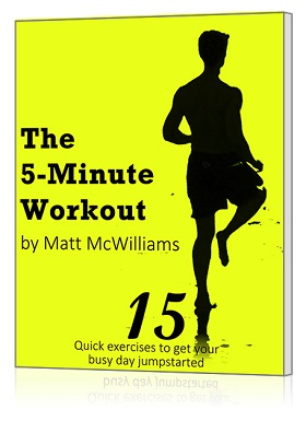 5-Minute Workout Book