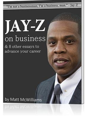Jay-Z on business