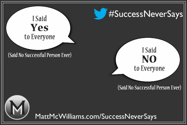 29 Things Successful People Never Say