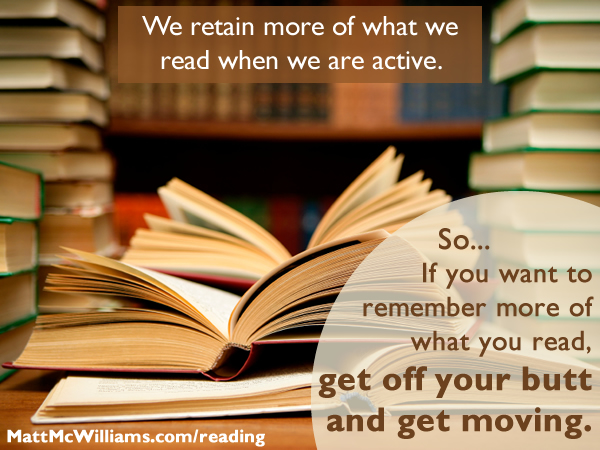 Retain more of what you read