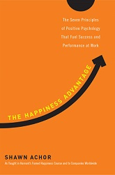 Happiness Advantage Book by Shawn Achor