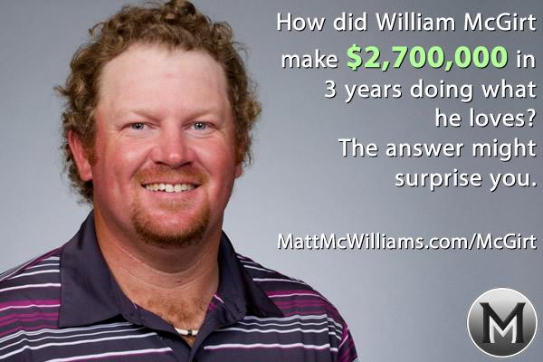 William McGirt Story