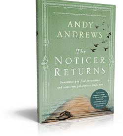 The Noticer Returns by Andy Andrews
