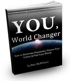 You, World Changer Book