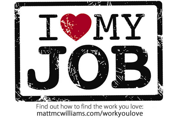 Work You Love One Stop