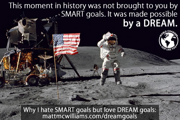 Why I hate SMART Goals