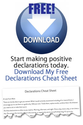 Declarations Cheat Sheet
