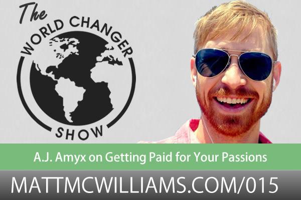 Interview with AJ Amyx
