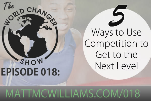How competition can motivate you to success
