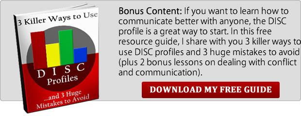 DISC Profile Guide