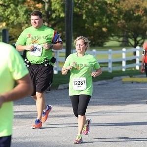 Matt and Tara McWilliams Running Fort4Fitness