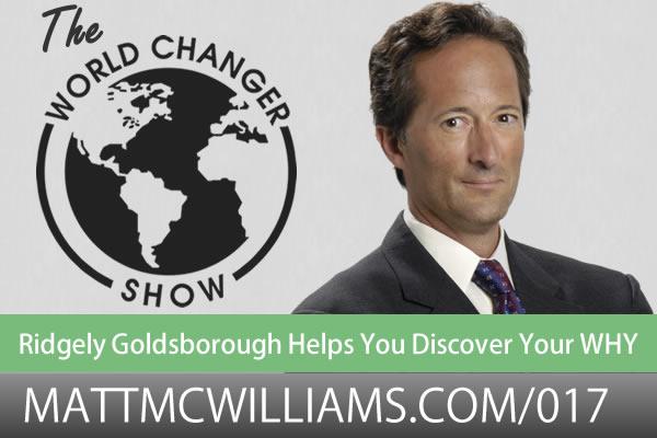 Interview with Ridgely Goldsborough