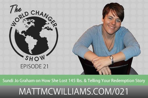Sundi Jo Graham Weight Loss Interview