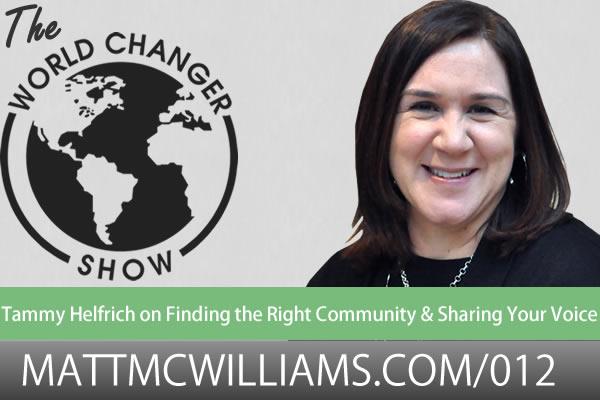 Interview with Tammy Helfrich