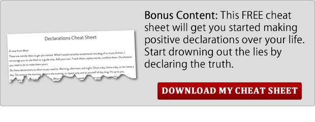 Positive Declarations Guide