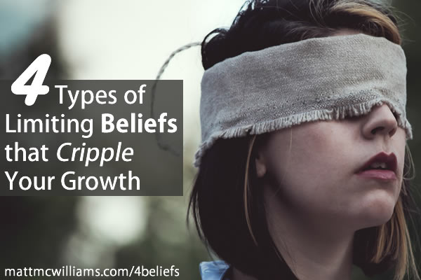 4 types of limiting beliefs