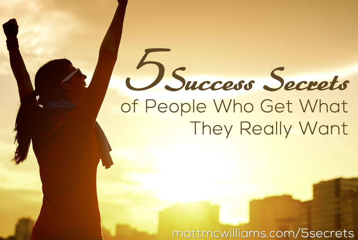 Michael Hyatt Secrets to Success