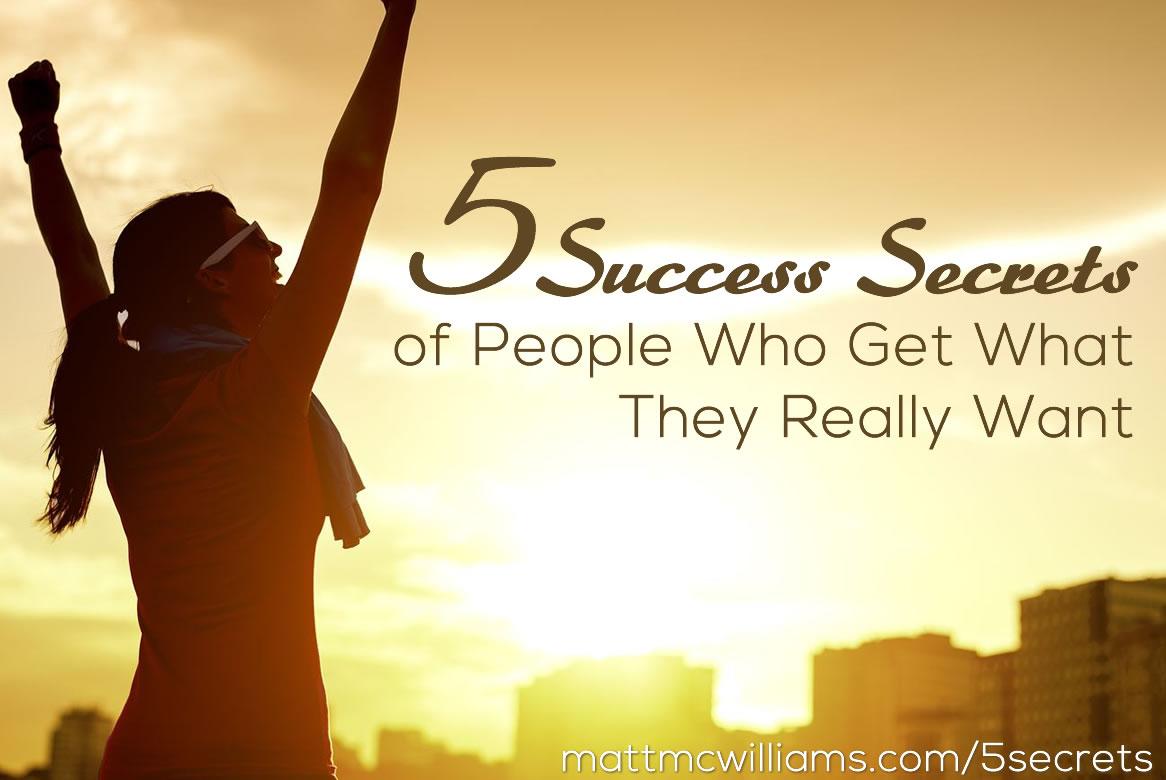 Michael Hyatt Secrets to Success