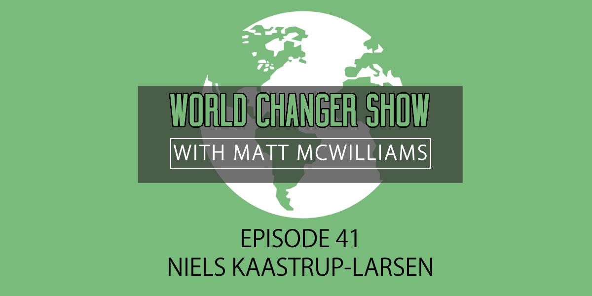 Interview with Niels Kaastrup-Larsen