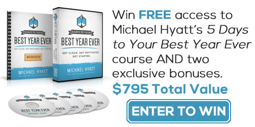 Michael Hyatt 5 Days to your Best Year Ever