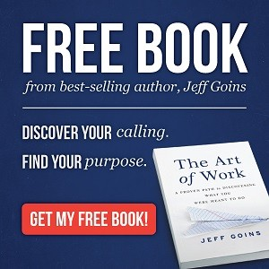 Jeff Goins Art of Work Free Book