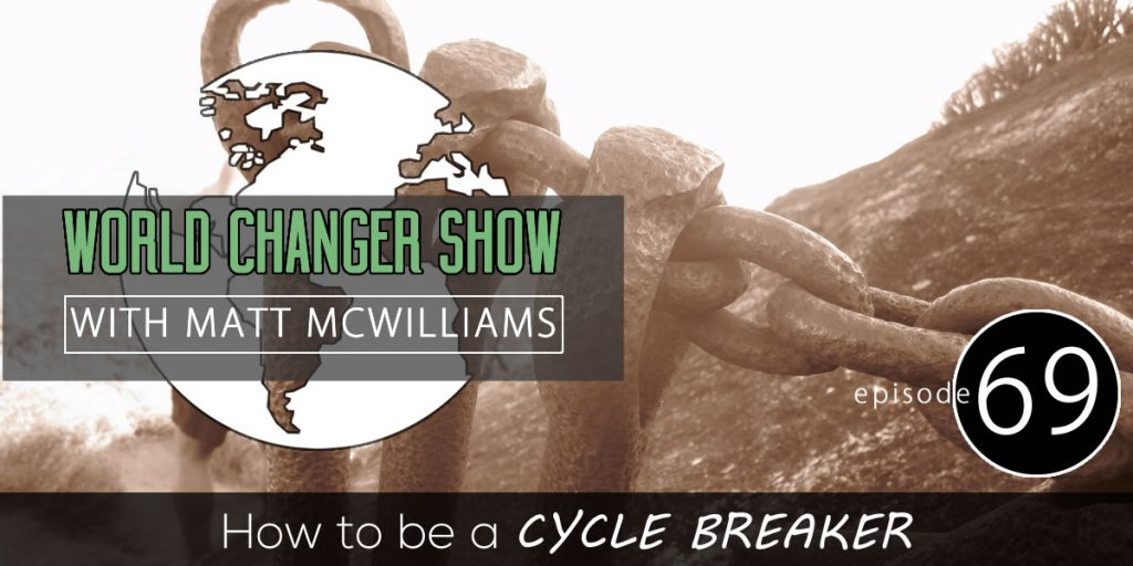 How to be a Cycle Breaker