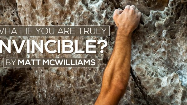 What if You Are Truly Invincible?