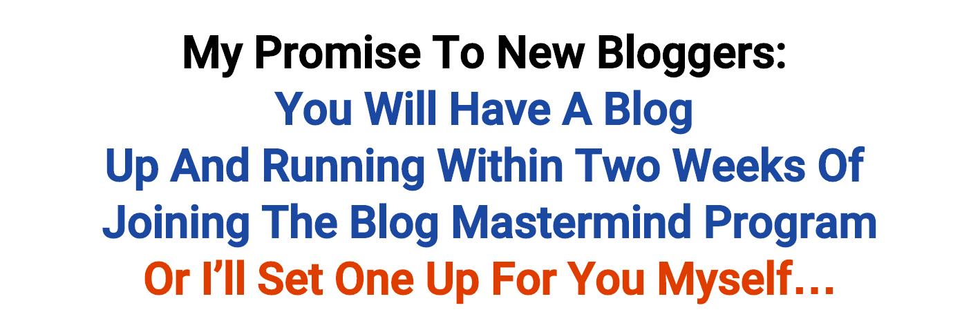 Yaro Starak Blog Mastermind 2.0 Promise