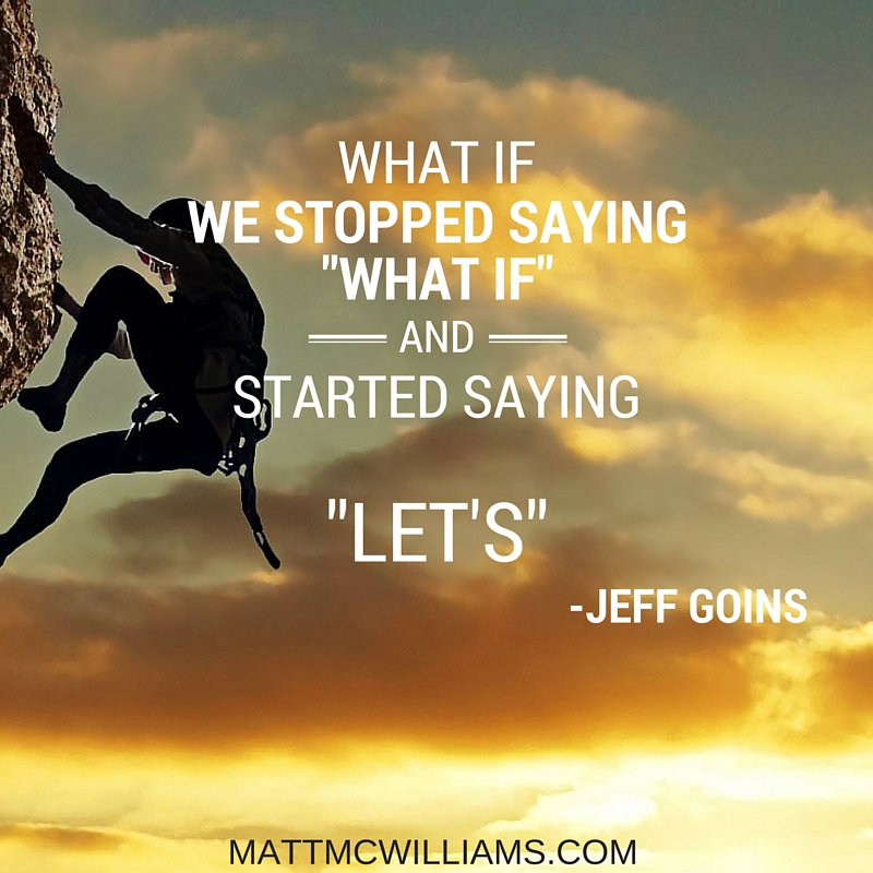 Image result for what if quote
