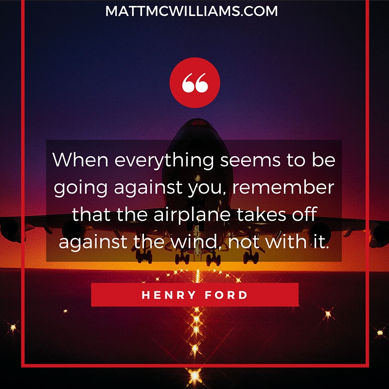 Henry Ford Airplance Quote