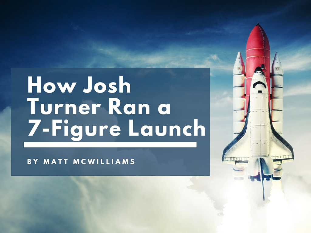 Josh Turner Appointment Generator JV launch