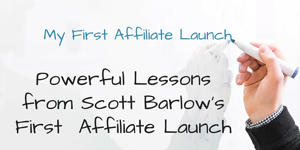 Scott Barlow Happen to your Career Affiliate Program