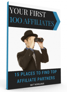 Where to find affiliates