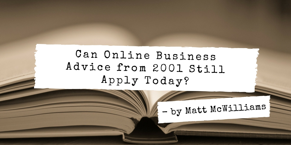 Principles of Online Business
