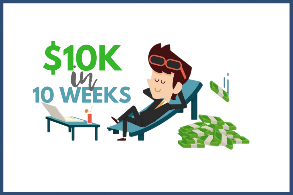 $10K in 10 weeks with the best wordpress website themes