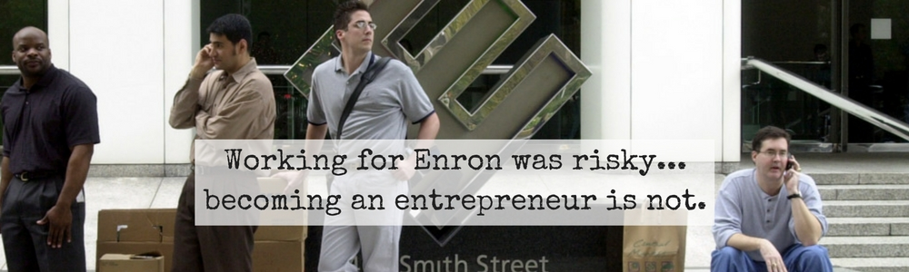 Risky to become entrepreneur or not?