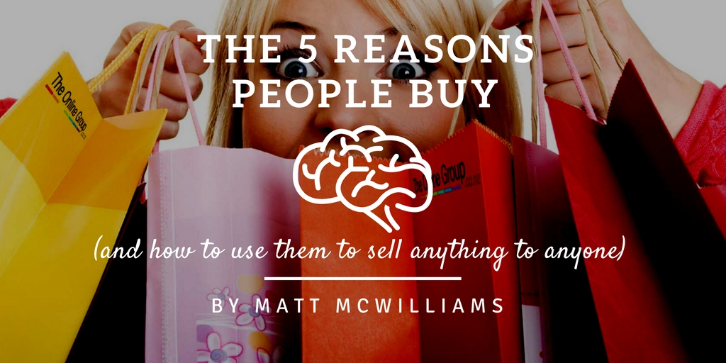 reasons why people buy online