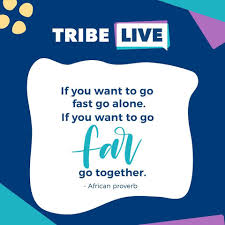 Stu McLaren's Tribe Course Live Quotecard