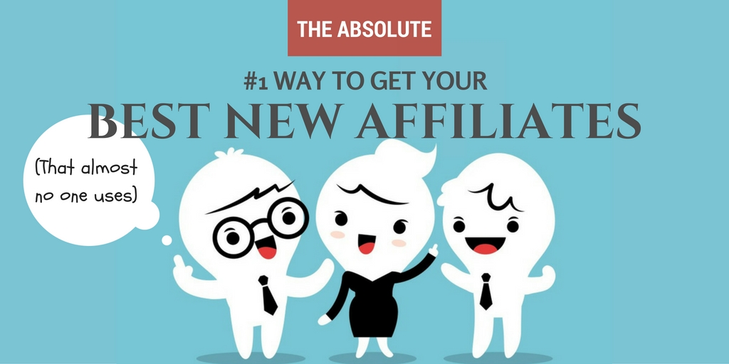 How to get affiliate referrals